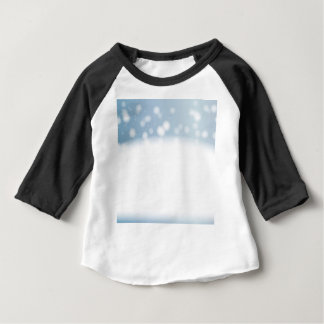 Snow Copy Space Baby T-Shirt