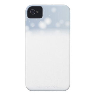 Snow Copy Space iPhone 4 Cover