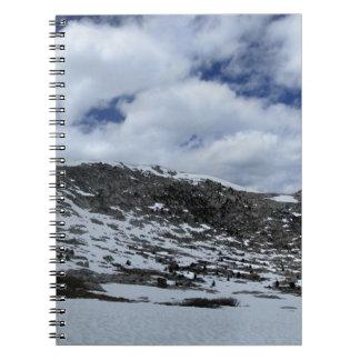Snow Covered Donahue Pass - John Muir TraIl Notebooks