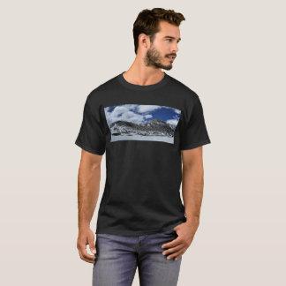 Snow Covered Donahue Pass - John Muir TraIl T-Shirt