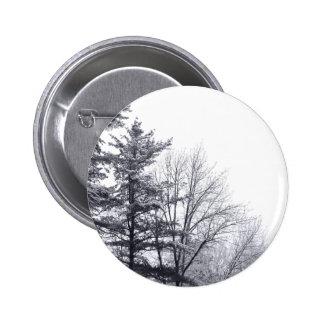 Snow-covered Trees Horizontal Pins