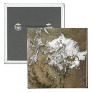 Snow covers the Rocky Mountains in United State Pins
