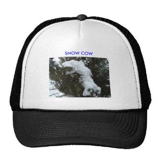 SNOW COW CAP