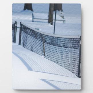 Snow Day Plaque
