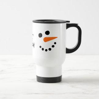 Snow Day Travel Mug