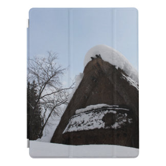 Snow deep Shirakawa home village iPad Pro Cover