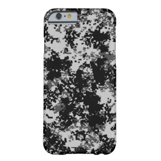 Snow digi camo iPhone 6 case Barely There iPhone 6 Case