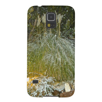 snow falling galaxy s5 covers
