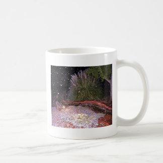 snow falling coffee mugs