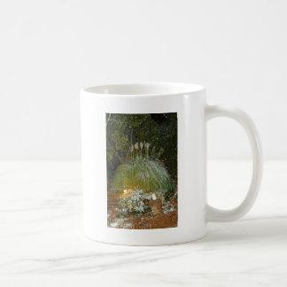 snow falling mug