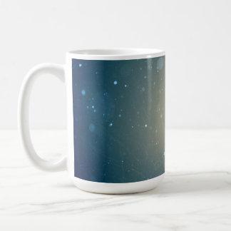 Snow Falling Winter Design Coffee Mug