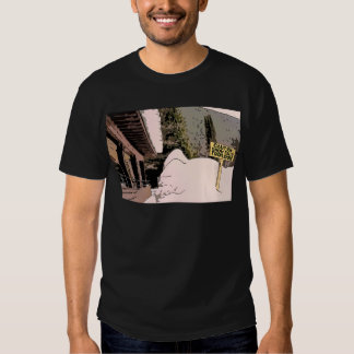 Snow Falls From Roof Shirts