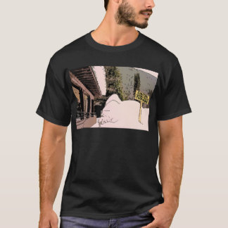 Snow Falls From Roof T-Shirt