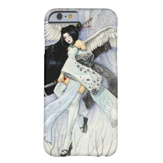 Snow & Feathers Geisha iPhone 6 case