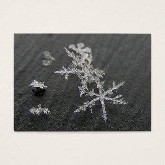 Snow Flake 49 ~ ATC Business Card