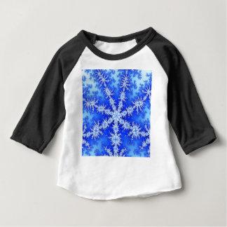Snow Flake Baby T-Shirt