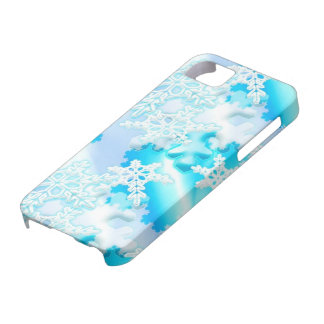 """""""Snow Flake iPhone 5 Cover"""