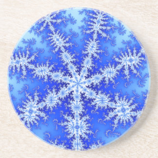 Snow Flake Coaster
