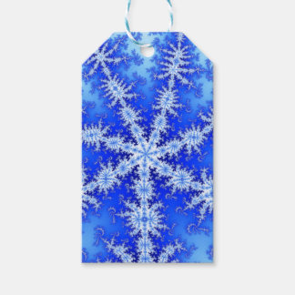 Snow Flake Gift Tags