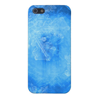 Snow Flakes iPhone speck iPhone 5/5S Cover