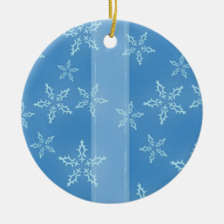 Snow Flakes Ornament