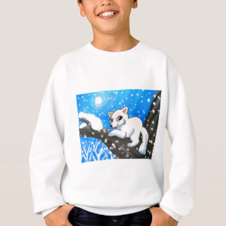 Snow Fox Sweatshirt