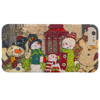 SNOW FRIENDS BARELY THERE iPhone 6 PLUS CASE