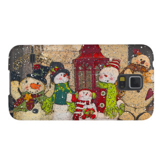 SNOW FRIENDS GALAXY S5 COVER
