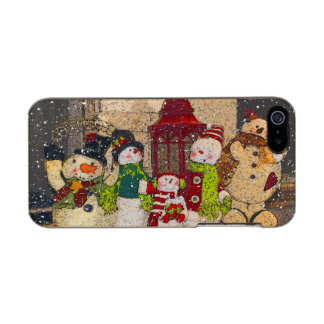 SNOW FRIENDS INCIPIO FEATHER® SHINE iPhone 5 CASE