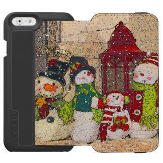 SNOW FRIENDS INCIPIO WATSON™ iPhone 6 WALLET CASE