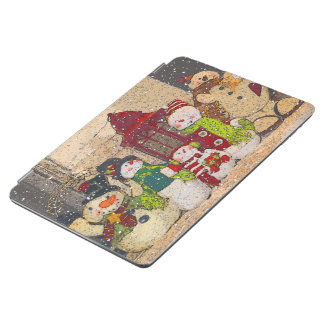 SNOW FRIENDS iPad AIR COVER