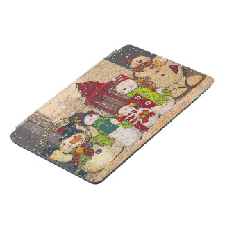 SNOW FRIENDS iPad MINI COVER