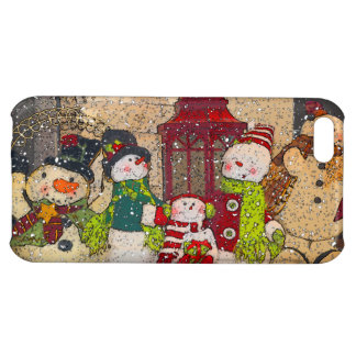 SNOW FRIENDS iPhone 5C CASE