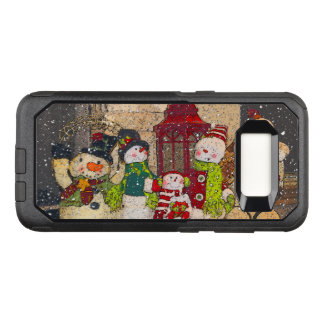 SNOW FRIENDS OtterBox COMMUTER SAMSUNG GALAXY S8 CASE