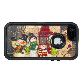 SNOW FRIENDS OtterBox iPhone 5/5s/SE CASE
