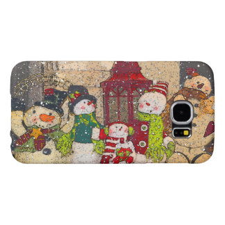SNOW FRIENDS SAMSUNG GALAXY S6 CASES
