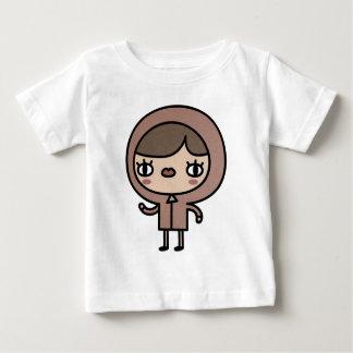 Snow Girl Baby T-Shirt