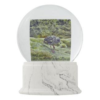 Snow Globe: Inspirational Snow Globe