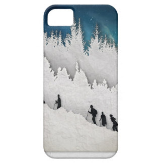 Snow Hike II Barely There iPhone 5 Case