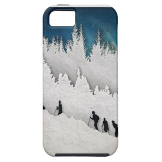 Snow Hike II iPhone 5 Cover