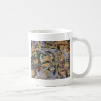 Snow In Fall - Graphic Design Coffee Mug