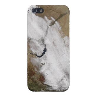 Snow in Syria iPhone 5/5S Cases