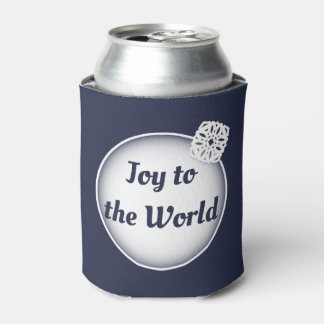 Snow Joy to the World | Can Cooler