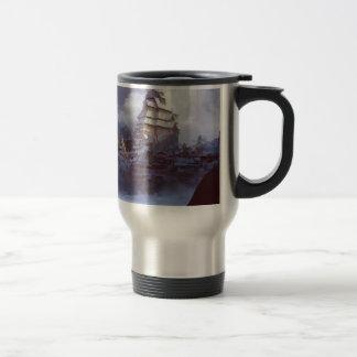 Snow Kingdom Travel Mug