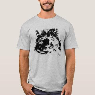 Snow Leopard 01 T-Shirt