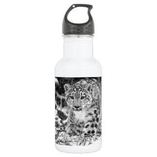 Snow Leopard 532 Ml Water Bottle