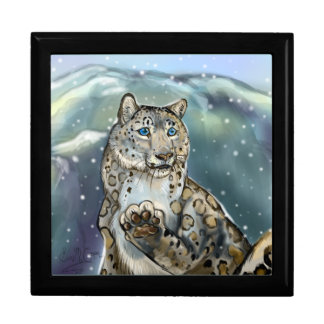 Snow Leopard~ art box