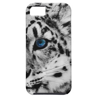 snow Leopard eye iphone case iPhone 5 Cover