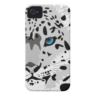 Snow Leopard iPhone 4 Case