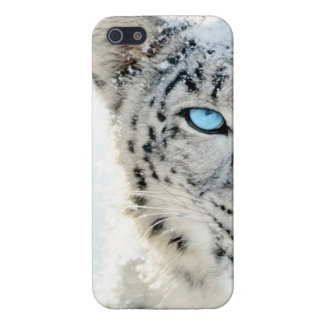 SNOW LEOPARD iPhone 5 COVER